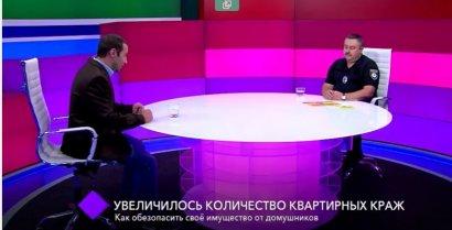 В Одессе увеличилось количество квартирных краж. В студии - Игорь Шишименко