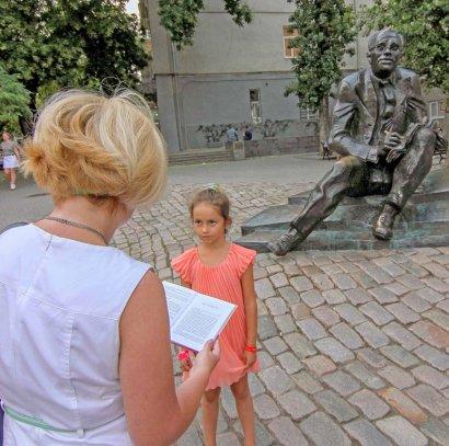 «Одесса читает. Одессу читают»