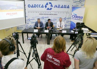 Новое  авианаправление соединило Одессу и Анкару