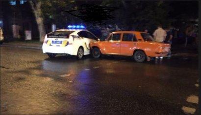 Одесский автолюбитель проверил Патрульную полицию на прочность