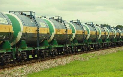 На Одесской железной дороге воруют нефтепродукты