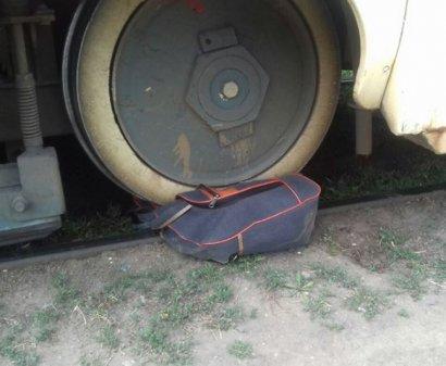 Жизнь молодому одесситу спас рюкзак
