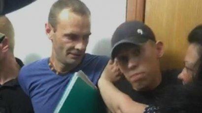 Активисты на Одесщине захватили здание суда и угрожают поджогом