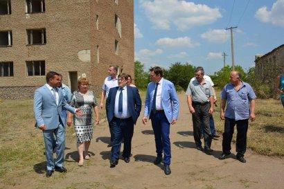 В Одесской области появится целый жилой комплекс для переселенцев