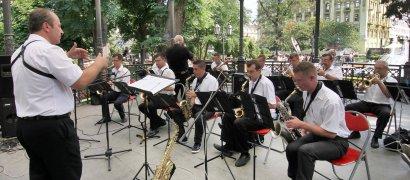 «Big Band Odessa City» - начало!