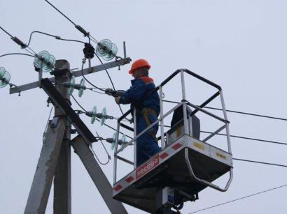 Отключение электроэнергии в Одессе на 26 июля