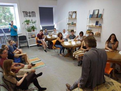Специалисты из Германии обучают одесских студентов  основам журналистики и кинематографии