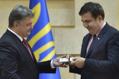 Михаил Саакашвили: Я имею право на голландское гражданство, но буду жить в транзитной зоне аэропорта «Борисполь»