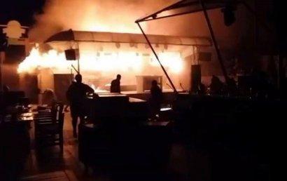 Ночной клуб на Фонтане сгорел из-за неисправной проводки