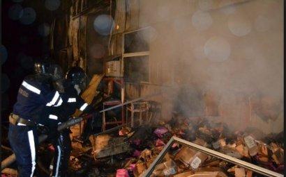 С начала лета на одесском побережье сгорело уже три «питательно-развлекательных» заведения
