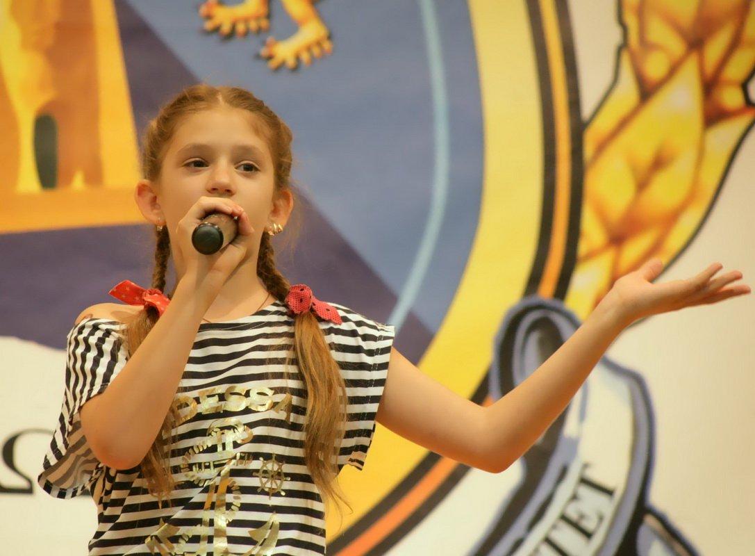 Конкурс я пою в украине
