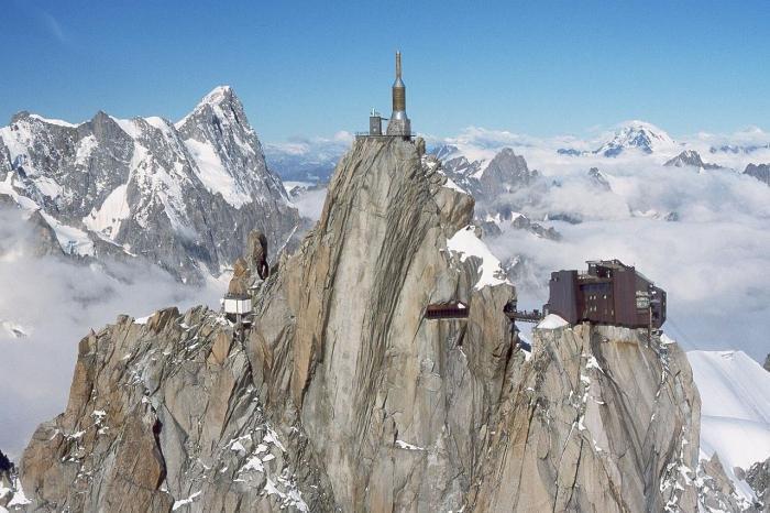 ВоФранции при восхождении наМонблан умер украинский альпинист