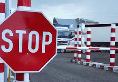 С сегодняшнего дня пункт пропуска «Маяки-Паланка» закрыт для крупногабаритного транспорта