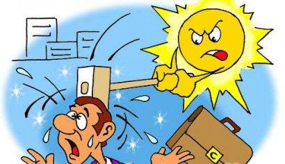 Как справиться с тепловым ударом?