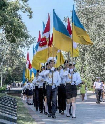 Годовщина начала обороны Одессы