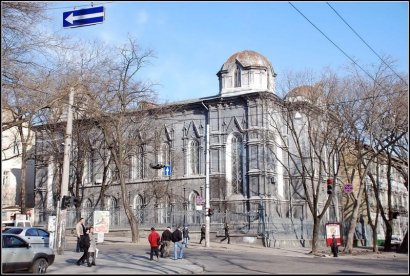 Одесскому областному архиву необходимо новое здание