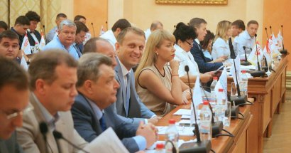 Украинская морская партия Сергея Кивалова в авангарде социальных инициатив