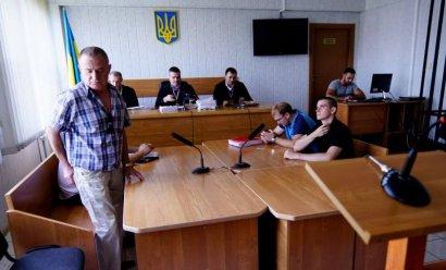 Одесский Апелляционный суд оправдал одессита Вячеслава Грациотова