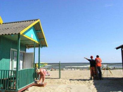 До начала следующего курортного сезона в Одессе должна быть создана новая муниципальная база отдыха