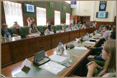 В Одессе прошел шестой съезд координационных советов молодых юристов