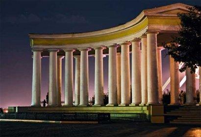 Новые открытия возле Воронцовской колоннады