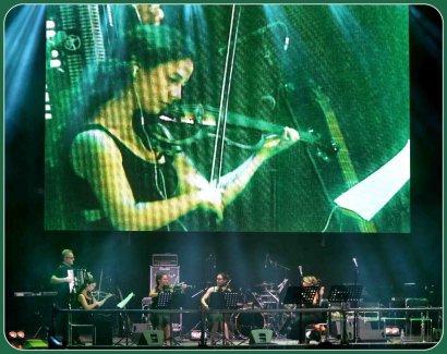 Турецкая музыка на Потемкинской