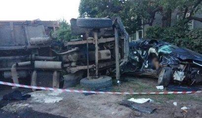 Сразу два человека погибли сегодня в ДТП в Одессе