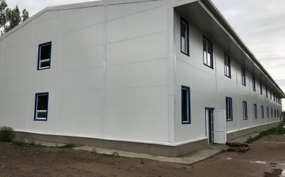 В Одесской области до конца года появятся шесть современных казарм-общежитий для контрактников. В следующем году – еще десять!