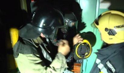 Серьезный пожар произошел этой ночью в Одессе