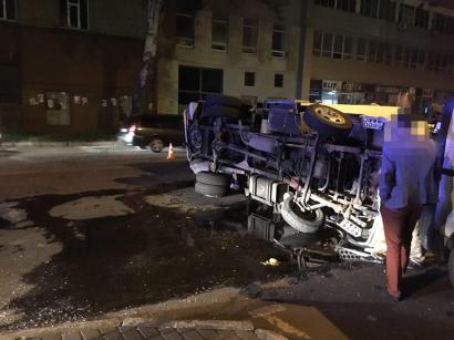 Еще одну человеческую жизнь отняло ДТП, произошедшее ночью в Одессе