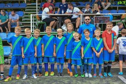 В Одессе прошел I Кубок Независимости по мини-футболу среди детей до 10 лет
