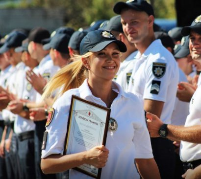 Одесской Патрульной полиции – два года