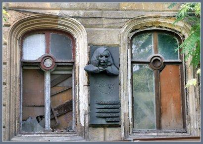 Волшебство и запустение улицы Гоголя