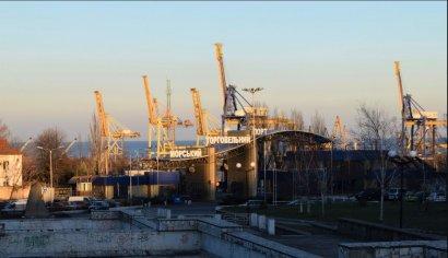 Продолжается дестабилизация работы Черноморского порта
