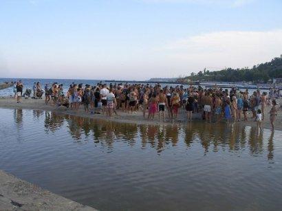 Пирс на пляже «Чайка», где 2 года назад утонул ребёнок, так и не отремонтировали