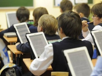Все одесские школьники должны иметь возможность пользоваться «электронными учебниками»