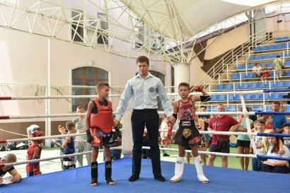 В Одессе прошел Кубок по Муай Тай «Черное море»