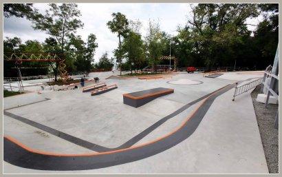 Одесский - самый большой скейт-парк в стране