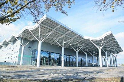 Новый пассажирский терминал одесского аэропорта обслужил первый международный рейс
