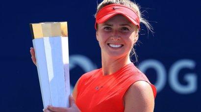 Элина Свитолина вышла в 1/8 финала турнира Большого шлема — Открытого чемпионата США US Open 2017