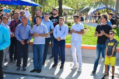 В Одессе открылся самый большой в Украине скейт-парк