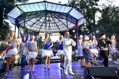 В День города состоялся гала - концерт вокального конкурса «Пою о тебе я, Одесса моя!»