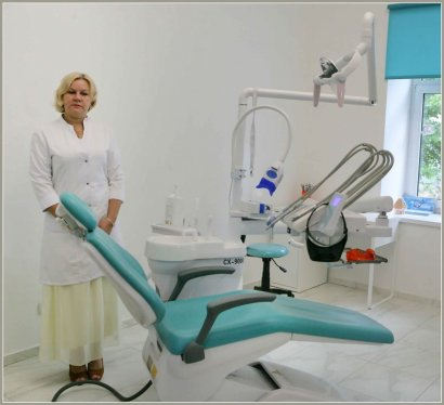В Одессе открылась ультрасовременная стоматологическая клиника