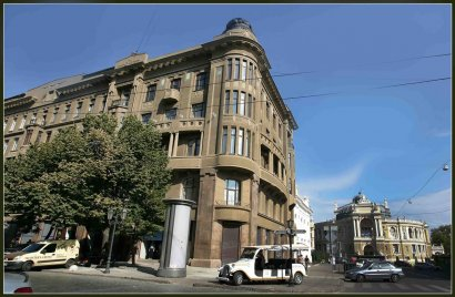 Реставрация дома Новикова