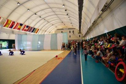 В Одессе состоялся ежегодный областной чемпионат по художественной гимнастике