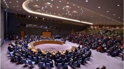 Киев передал в СБ ООН обновленный проект резолюции о вводе миротворцев на Донбасс