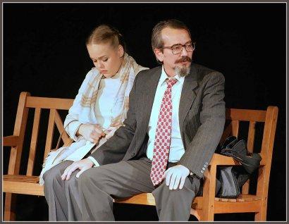 В Еврейском культурном центре «Beit Grand» состоялась премьера театральной постановки «Чтобы всем было хорошо!!!»