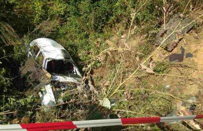Одесский автогонщик погиб на ралли в Черновицкой области