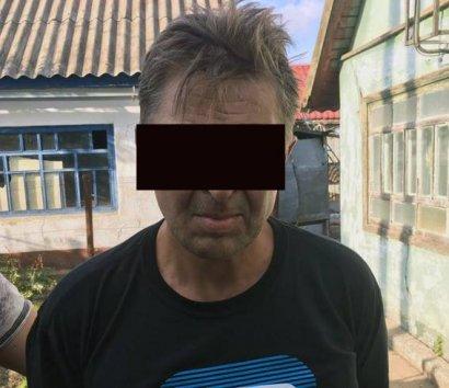 В Одессе задержали лжеполицейского, находившегося в розыске