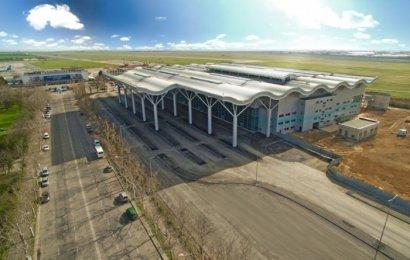 Строительство новой взлетно-посадочной полосы в Одесском аэропорту может быть завершено досрочно